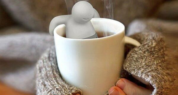 Самые креативные ситечки для чая, способные превратить чаепитие в маленький праздник