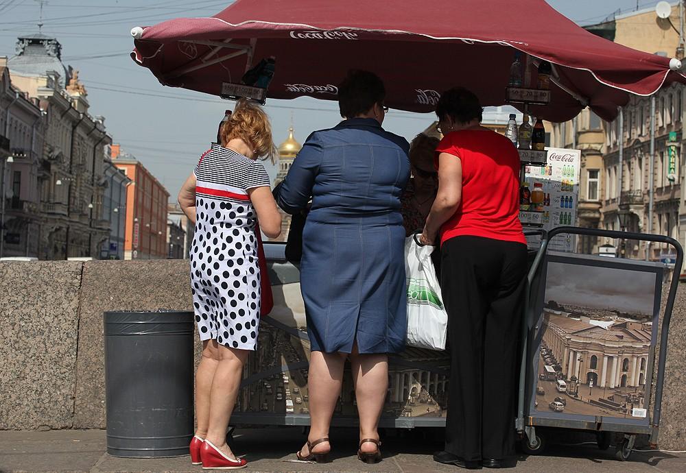 tricolour02 Окруженные Россией: 15 неожиданных снимков с триколором на улицах Петербурга