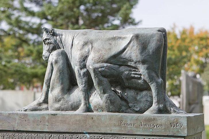 weirdstatues15 29 самых отвратительных и нелепых статуй со всего света