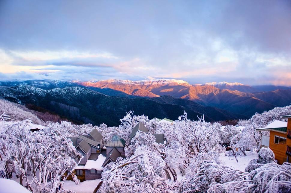 wintertowns02 30 самых живописных городов этой зимы