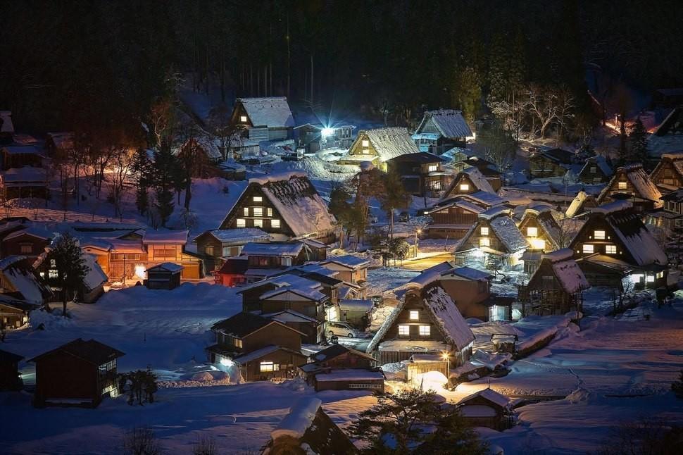 wintertowns10 30 самых живописных городов этой зимы
