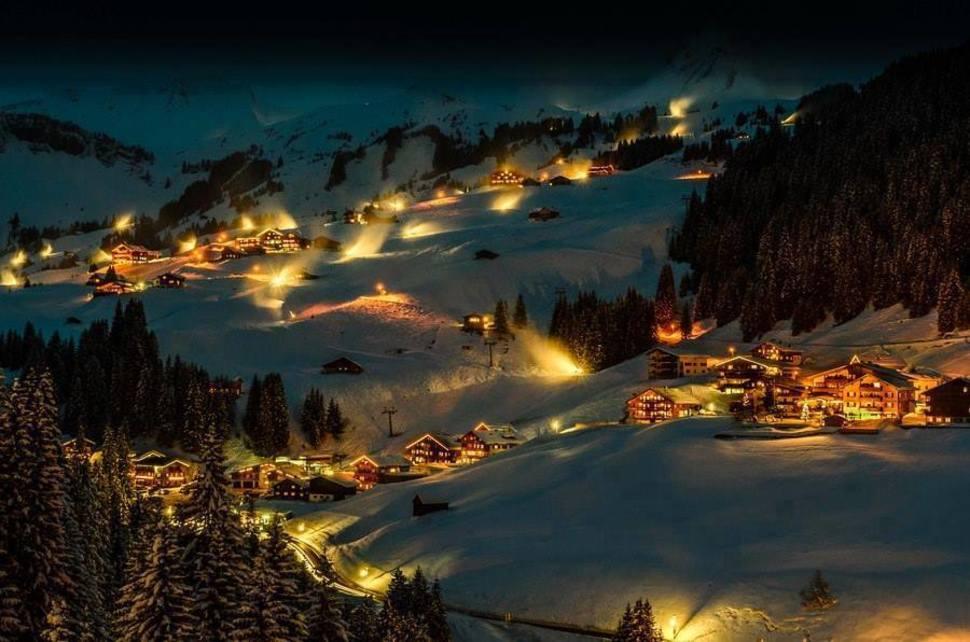 wintertowns11 30 самых живописных городов этой зимы