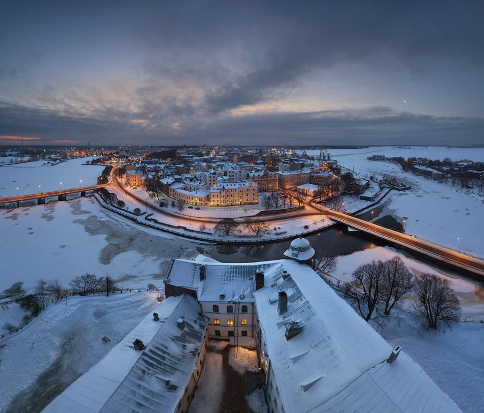 wintertowns14 30 самых живописных городов этой зимы