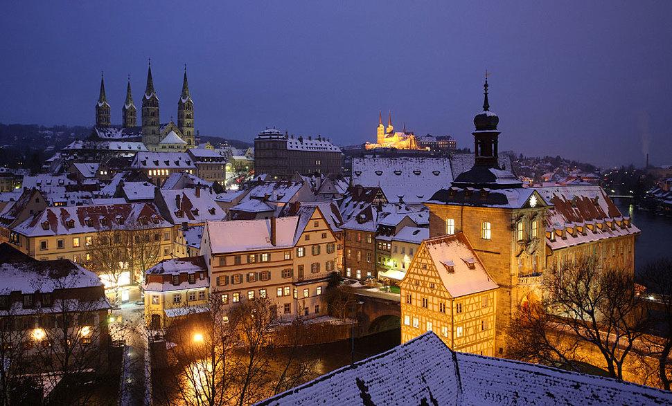 wintertowns15 30 самых живописных городов этой зимы
