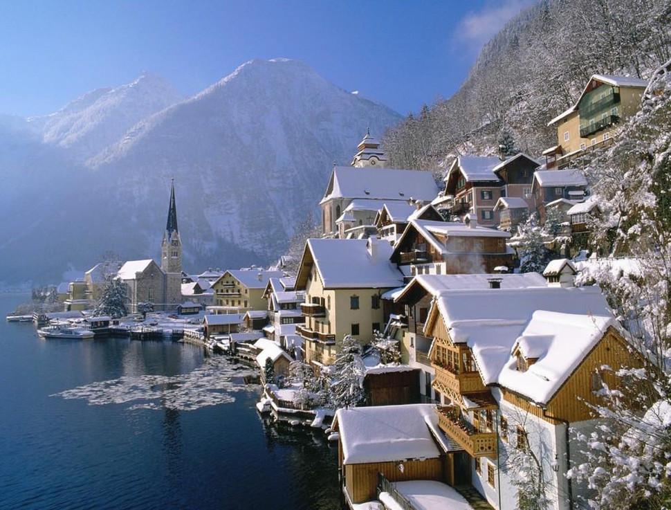 wintertowns16 30 самых живописных городов этой зимы