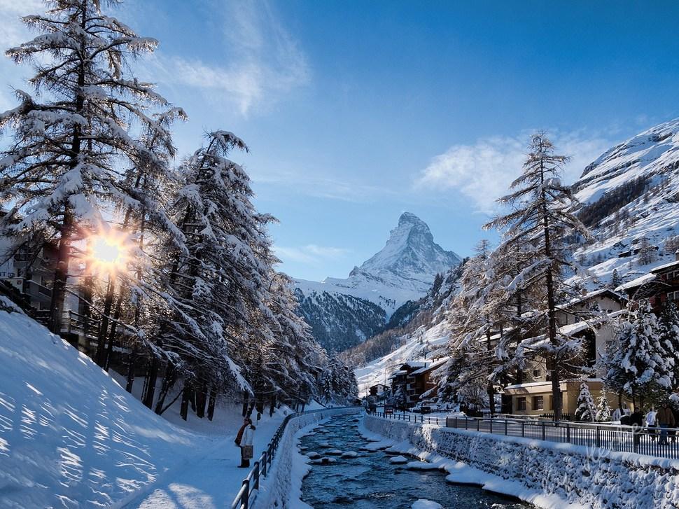 wintertowns23 30 самых живописных городов этой зимы