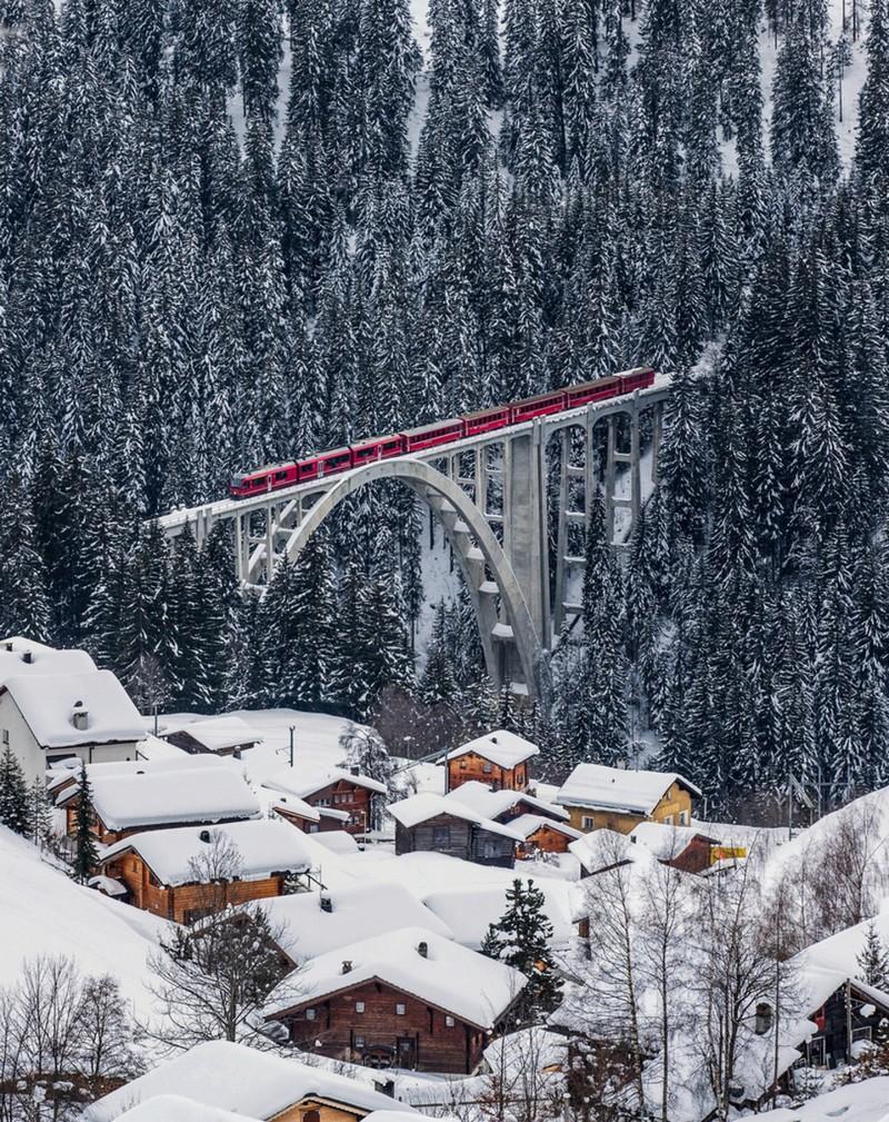 wintertowns29 30 самых живописных городов этой зимы