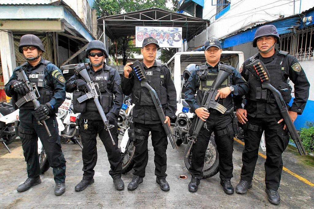worldpolice03 Применение оружия полицией в разных странах