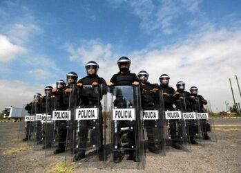 5. Полиция в Мексике.