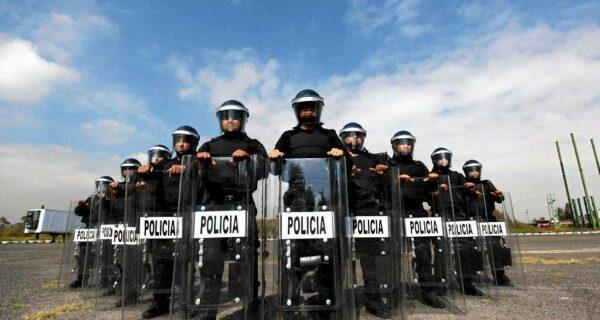 Применение оружия полицией в разных странах
