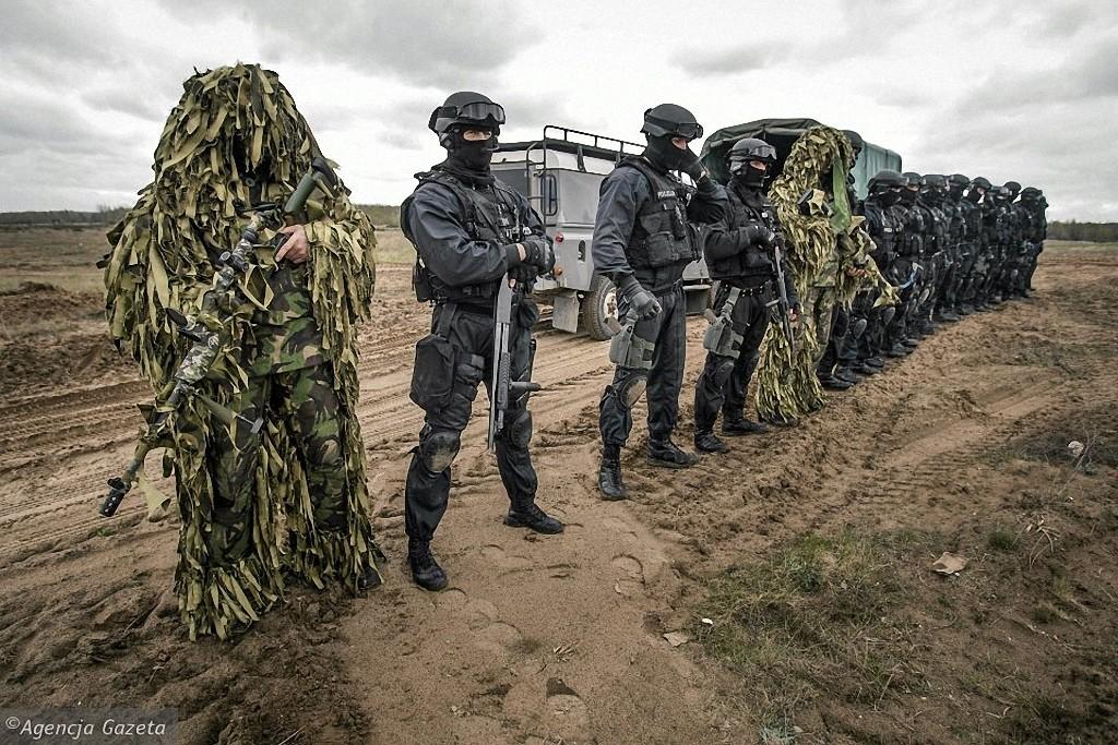worldpolice10 Применение оружия полицией в разных странах