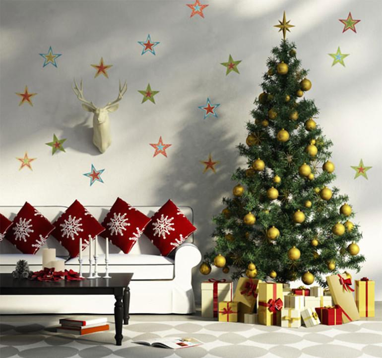 2014 Christmas 20 1024x961 Чем украшали елки 20 лет назад