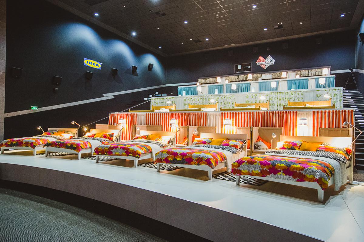 314 #БУДИТЛЮБОВЬ в кинотеатре — компания ИКЕА приглашает в кино