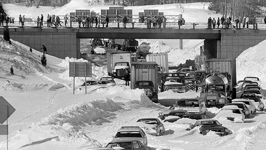 328 10 сильнейших снегопадов в истории