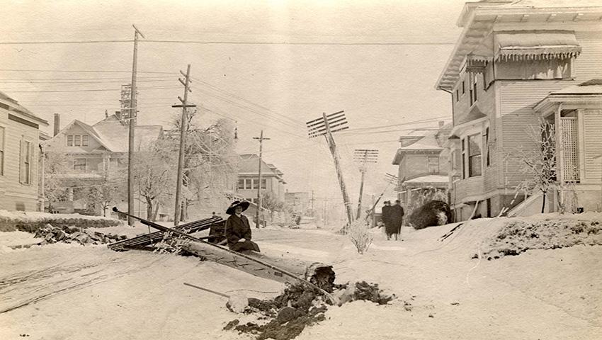 815 10 сильнейших снегопадов в истории