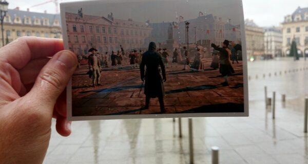 Фотографии реальных мест из серии Assassin's Creed от Damien