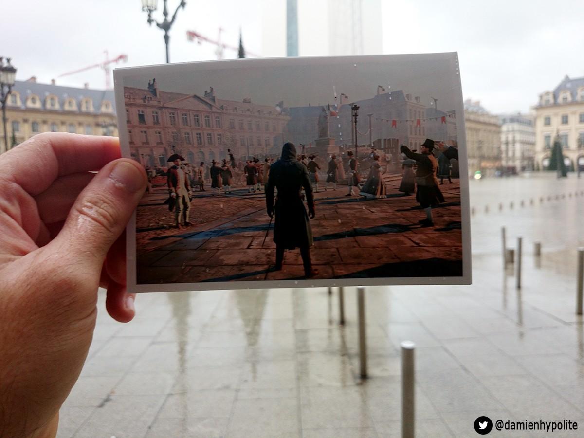 AssassinsCreed01 Фотографии реальных мест из серии Assassins Creed от Damien