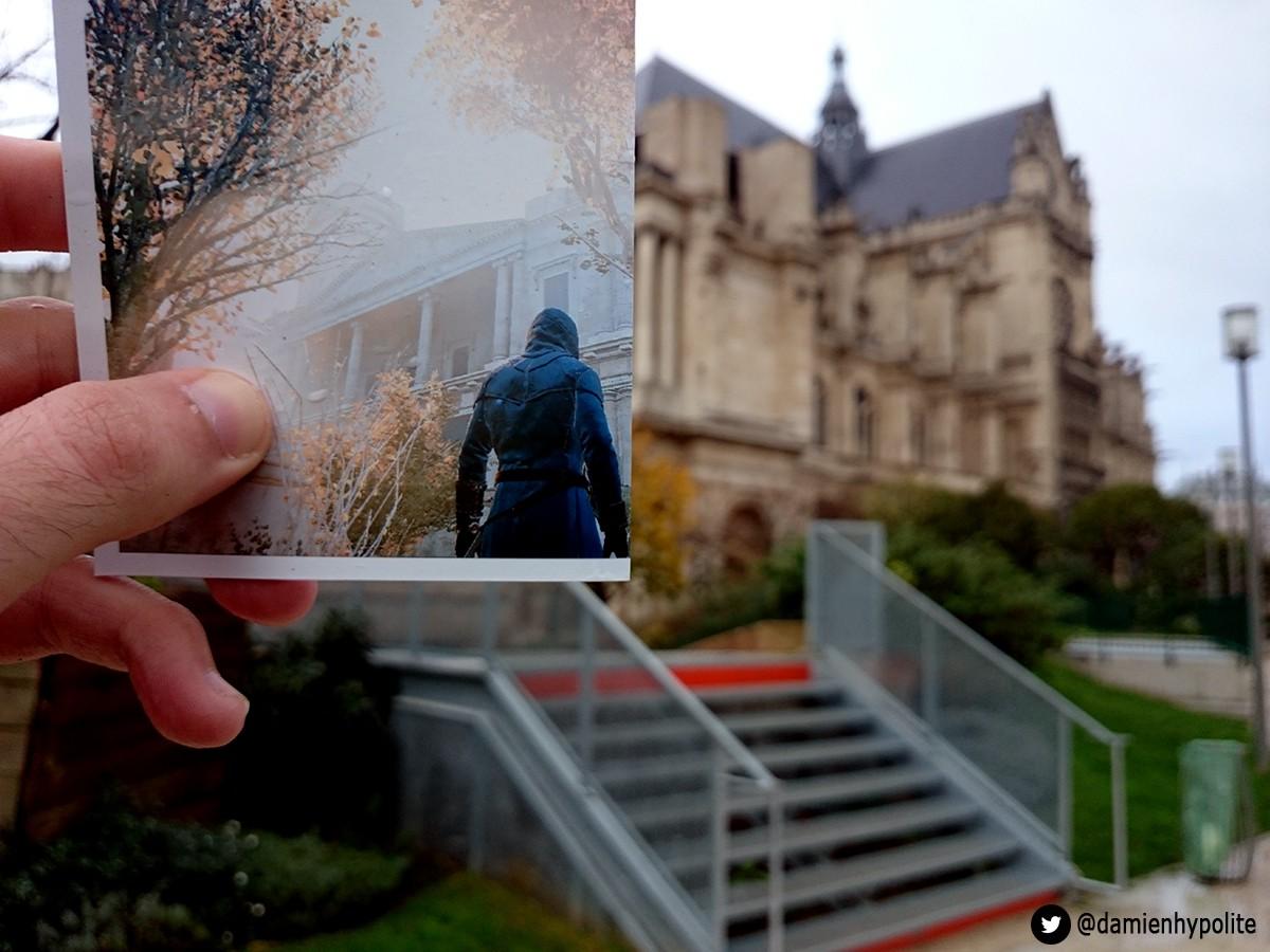 AssassinsCreed02 Фотографии реальных мест из серии Assassins Creed от Damien