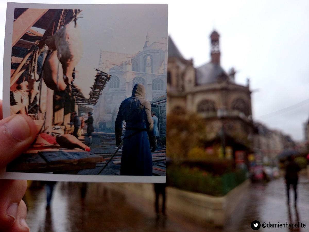 AssassinsCreed03 Фотографии реальных мест из серии Assassins Creed от Damien