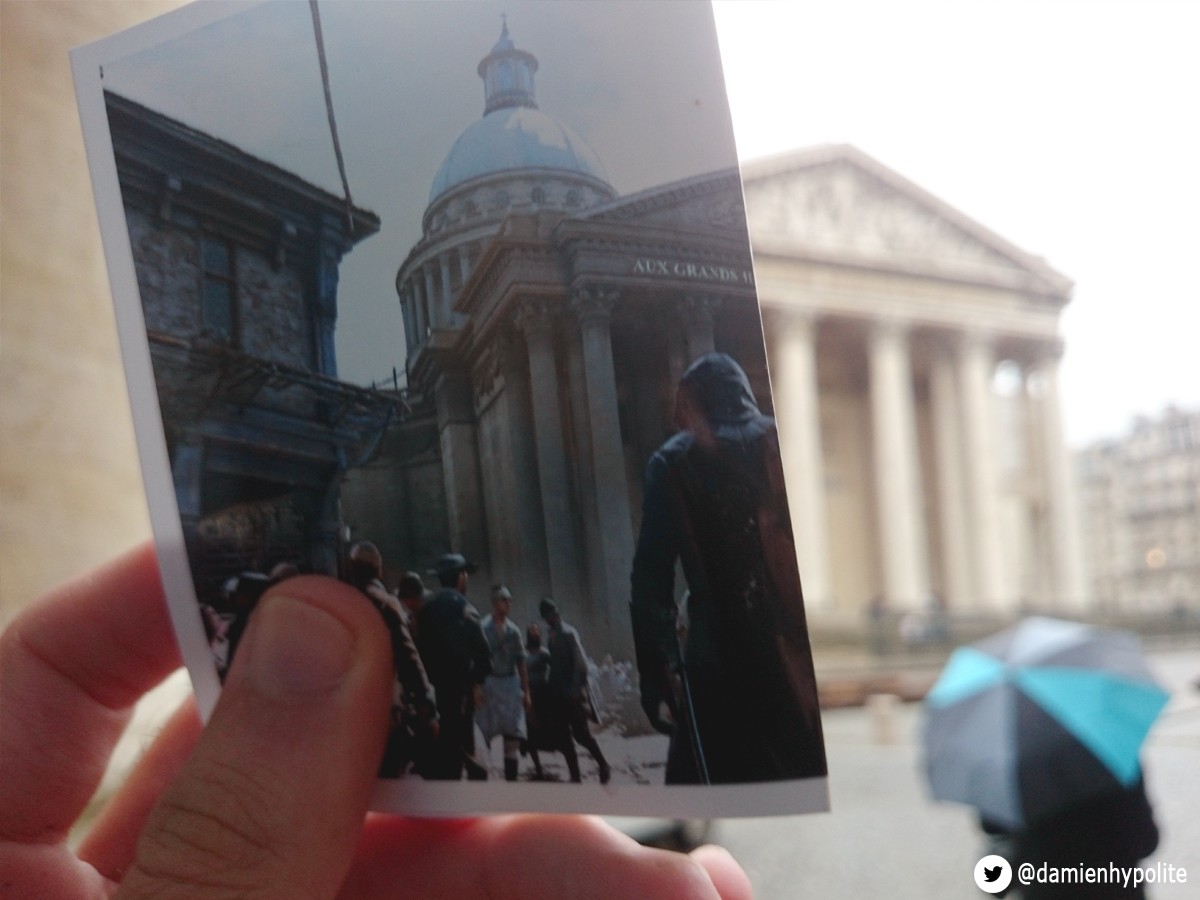 AssassinsCreed05 Фотографии реальных мест из серии Assassins Creed от Damien