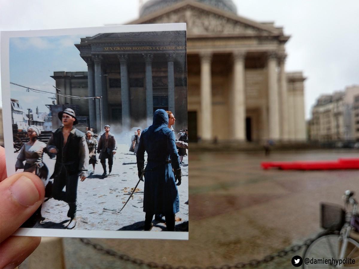 AssassinsCreed06 Фотографии реальных мест из серии Assassins Creed от Damien