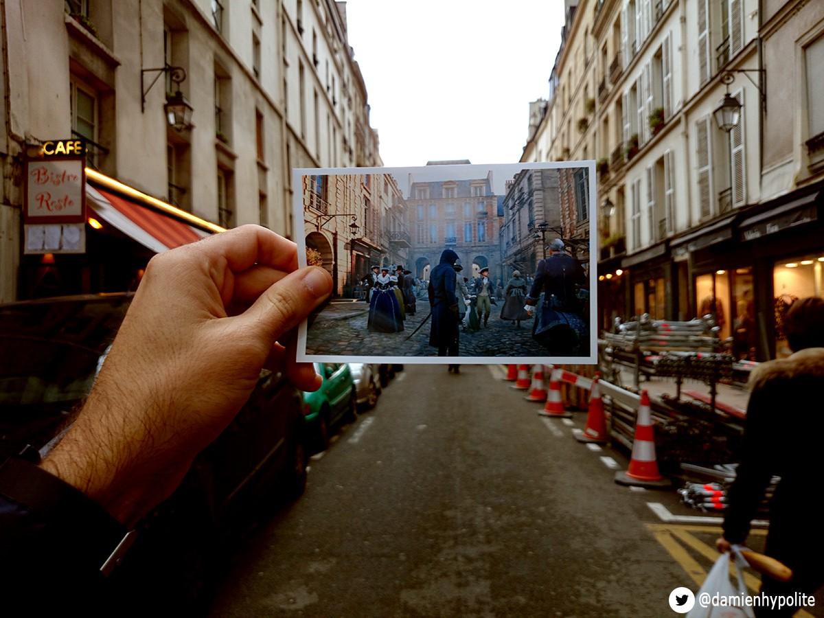 AssassinsCreed10 Фотографии реальных мест из серии Assassins Creed от Damien