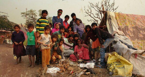 В гостях у индийских цыган