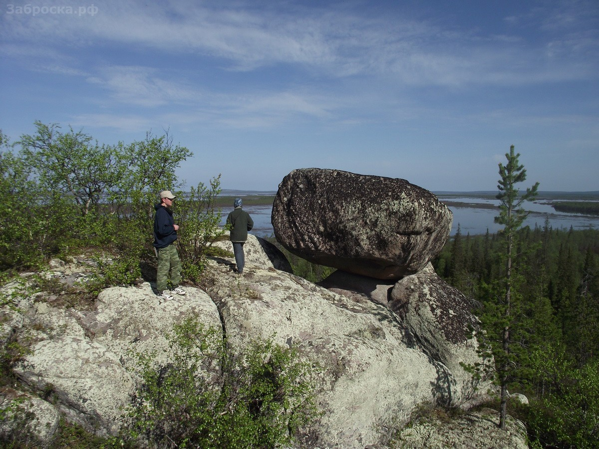 Lapland08 Путешествие в страну летучего камня