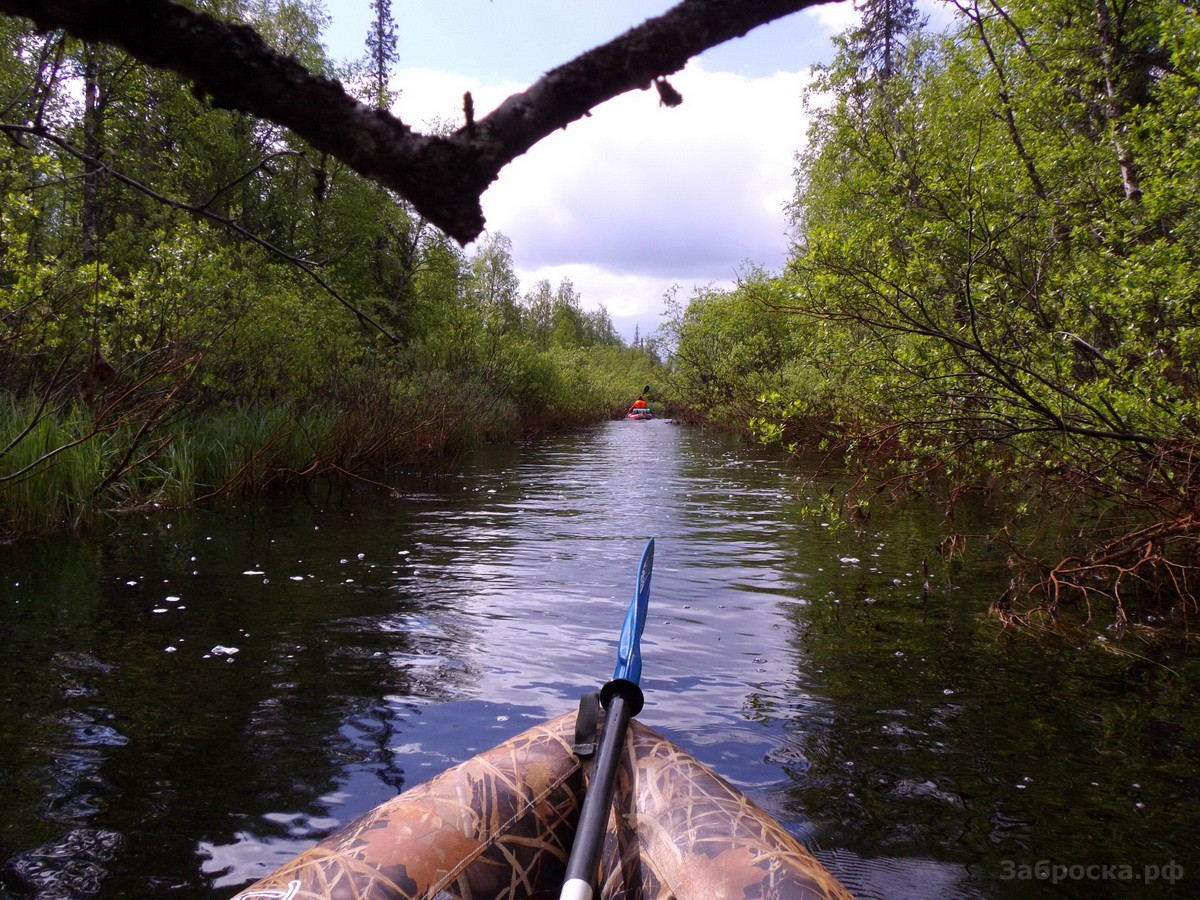 Lapland13 Путешествие в страну летучего камня