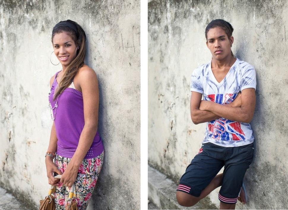 Reassign03 Кубинские транссексуалы — до и после смены пола