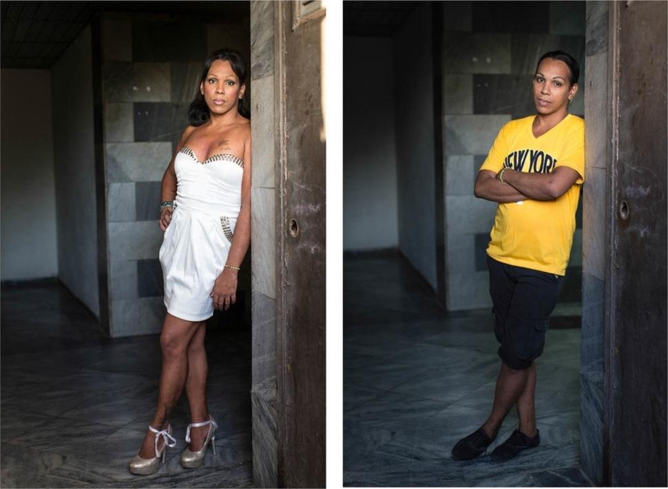 Reassign05 Кубинские транссексуалы — до и после смены пола