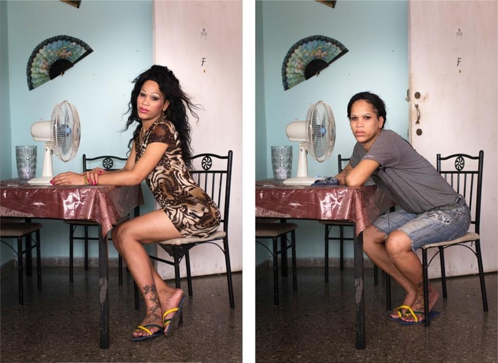 Reassign06 Кубинские транссексуалы — до и после смены пола