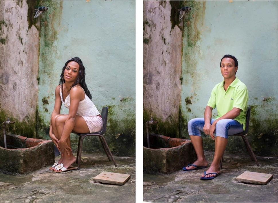 Смена пола до и после фото транссексуалов