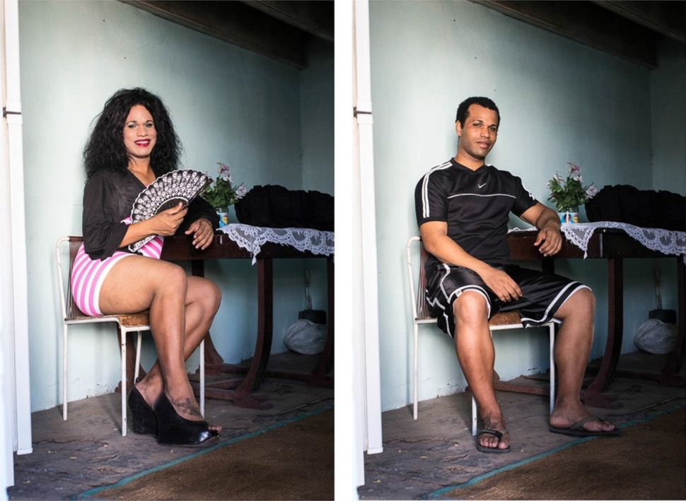 Почувствуй себя женщиной транссексуал, фото сисек с черным ореолом
