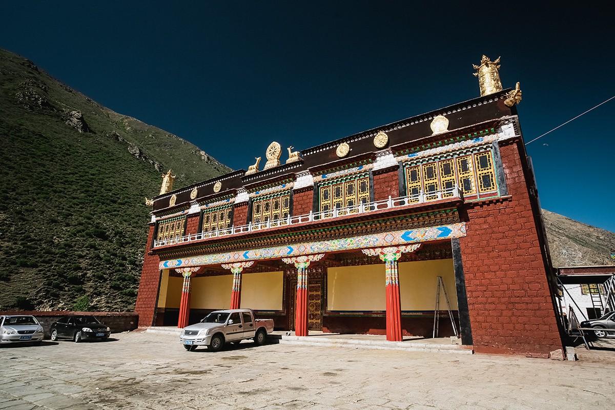 Tsurpkhu03 В поисках волшебства: жемчужина Тибета — Цурпху