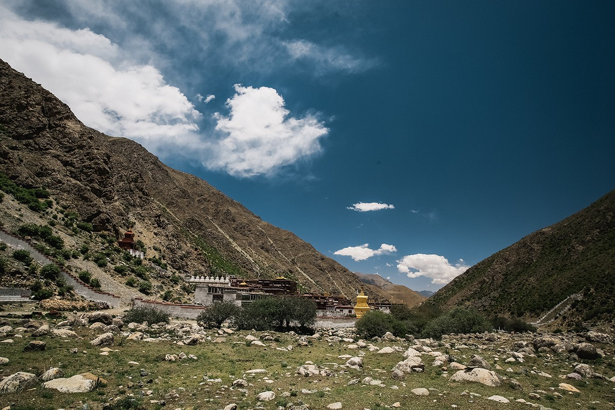 Tsurpkhu04 В поисках волшебства: жемчужина Тибета — Цурпху