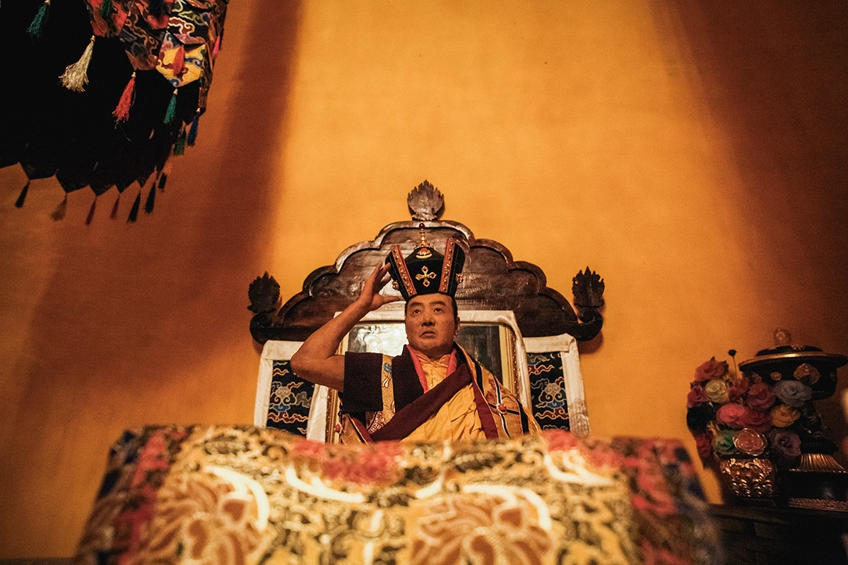 Tsurpkhu11 В поисках волшебства: жемчужина Тибета — Цурпху