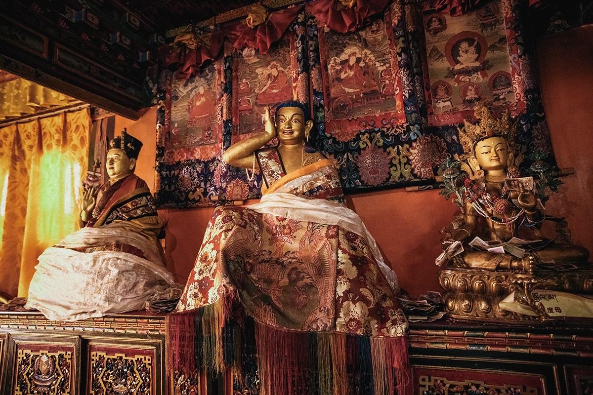 Tsurpkhu12 В поисках волшебства: жемчужина Тибета — Цурпху