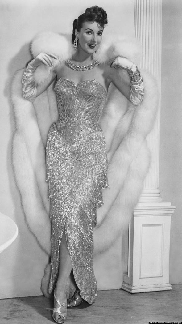burlesque05 Краткая, но потрясающая история бурлеска в 1950 х годах