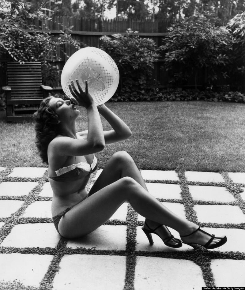 burlesque13 Краткая, но потрясающая история бурлеска в 1950 х годах