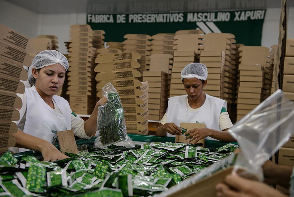 condoms18 Амазонская фабрика любви