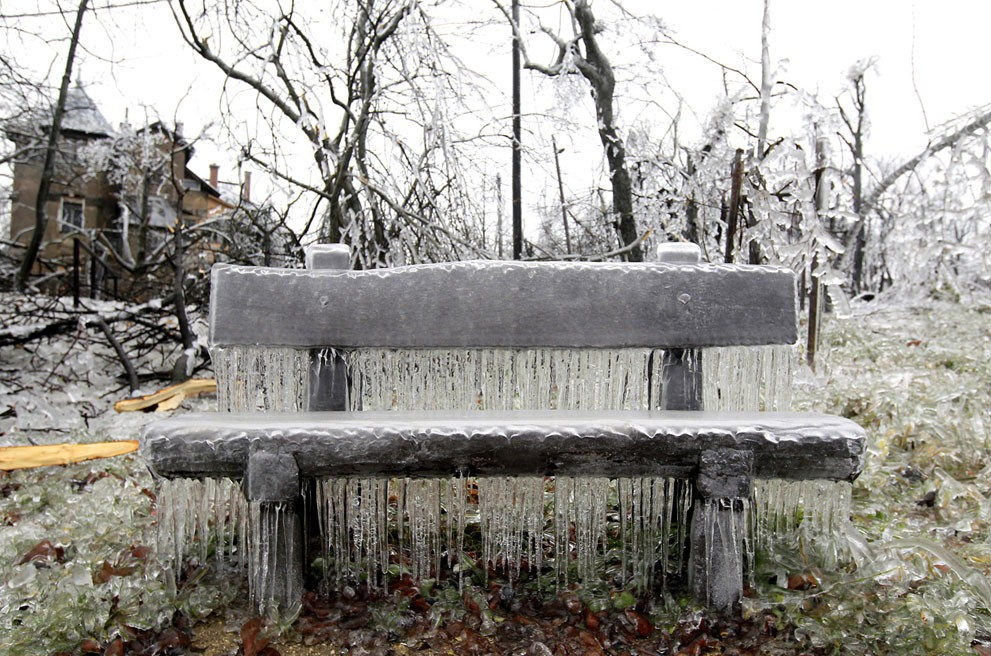 фото знака льда