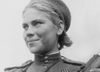 1. Роза Шанина (Вторая мировая война)