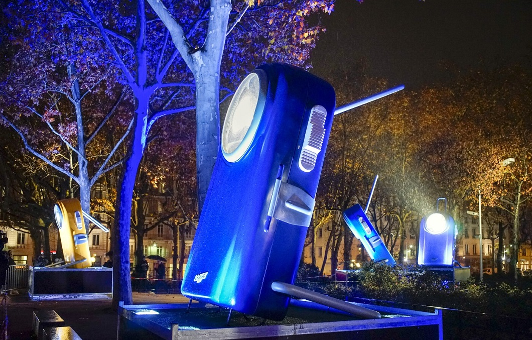 festival ogney v lione 3 Фестиваль света в Лионе