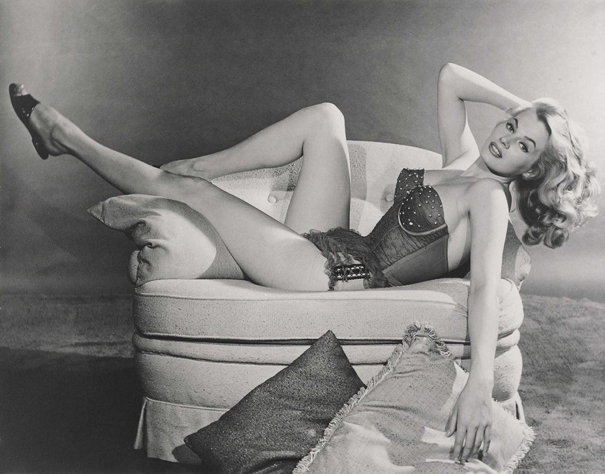 pinup01 Девушки, задававшие тон пинап моде 1950 х