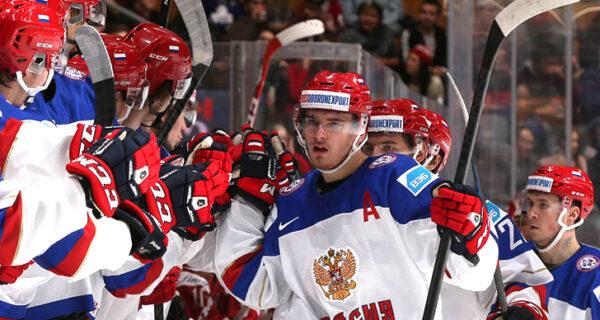 Россия проиграла Канаде в финале молодежного чемпионата мира по хоккею