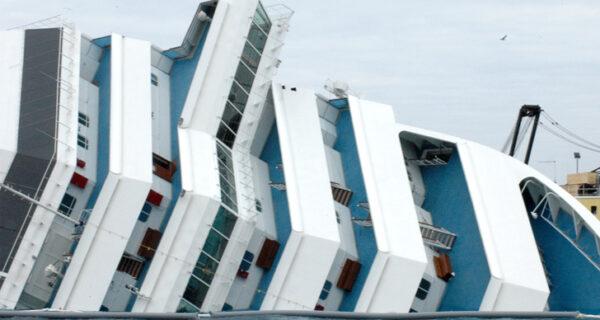 Крушение Costa Concordia: 3 года спустя