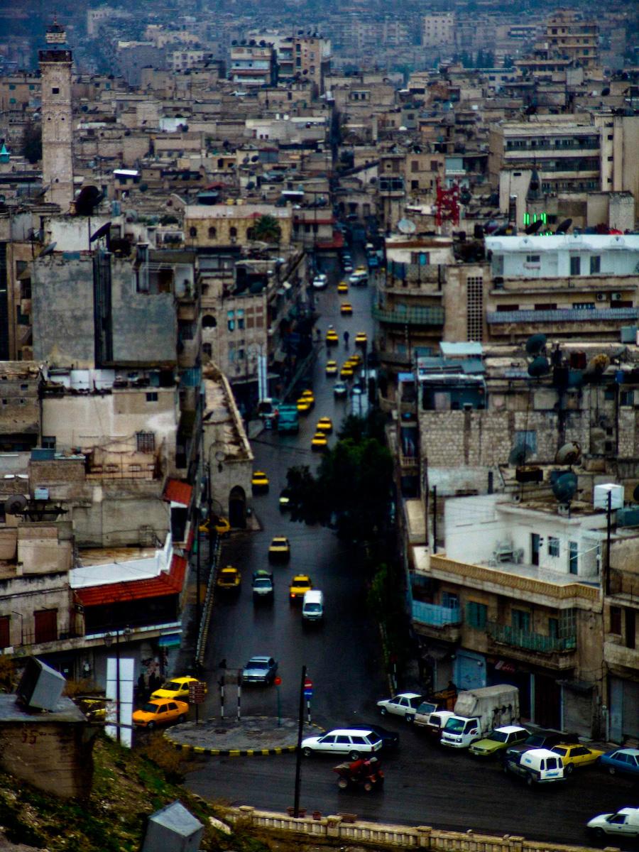 0041 Мир теряет Алеппо