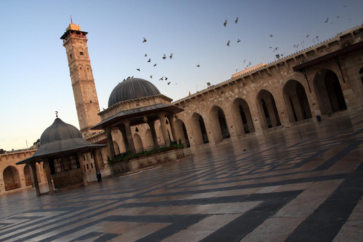 0051 Мир теряет Алеппо