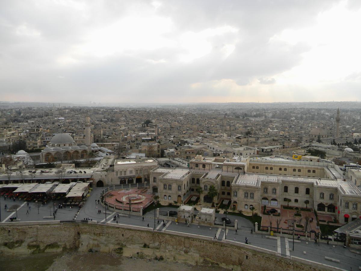 0071 Мир теряет Алеппо
